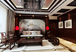 8款时尚家居沙发背景墙设计效果图