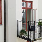小户型阳台护栏欣赏