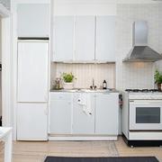 小户型开放式厨房展示