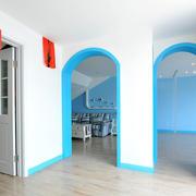 地中海拱形门设计