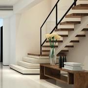 别墅前卫小楼梯展示