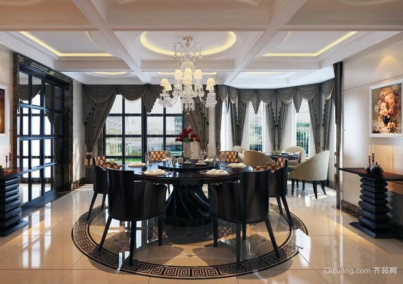 小户型家居欧式风格餐厅装修效果图鉴赏