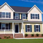 乡村房屋设计模板