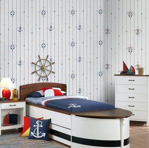 大户型地中海风格家居儿童房装修设计效果图