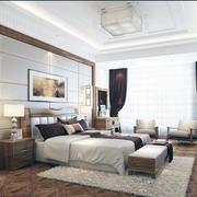 卧室窗帘设计图