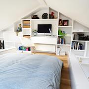 小户型小卧室电视柜