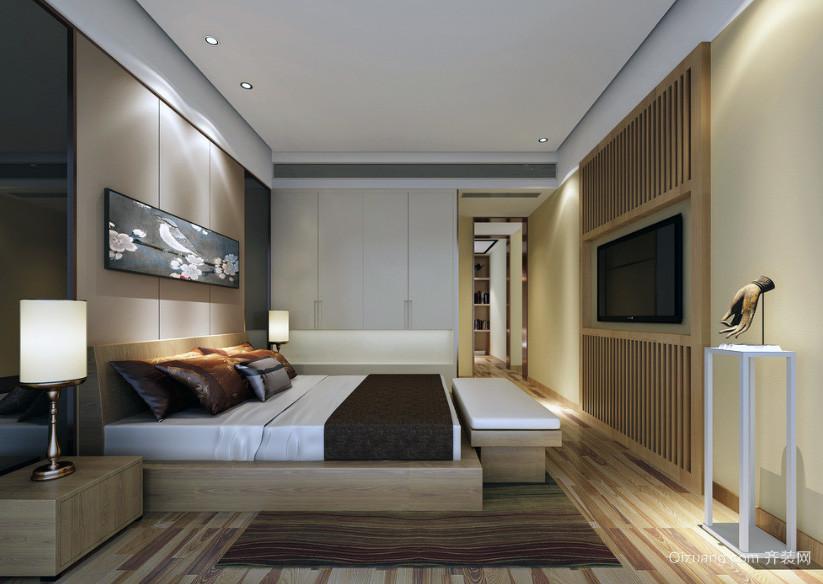 40平米小户型欧式卧室装修效果图欣赏
