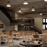 简美式咖啡厅欣赏