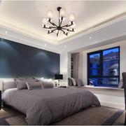 婚房舒适卧室展示