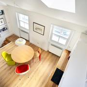 小户型阁楼实木地板