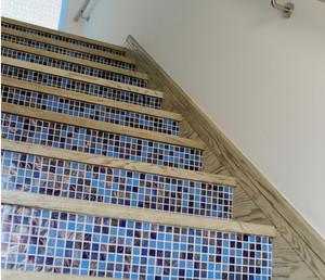 蓝色基调的地中海风格116平米家居装修图片