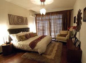 100平米朴素乡村风格家装卧室样板间