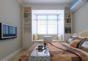 100平米日式风格卧室榻榻米装修效果图案例