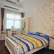 欧式精品小户型儿童房装修效果图案例
