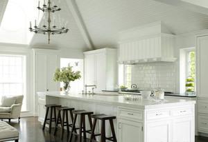 让您迷上现代风格阁楼厨房装修样板房