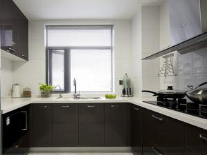 小户型欧式小厨房吊顶装修设计效果图鉴赏
