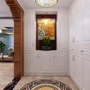 家庭玄关柜设计
