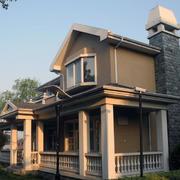 现代屋顶设计图