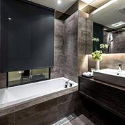 家庭卫生间现代装饰