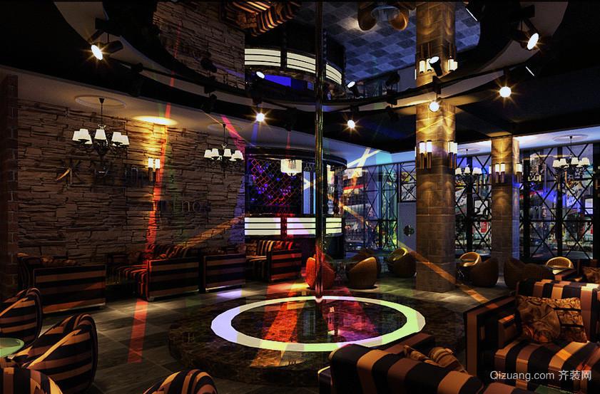 2016 现代欧式 酒吧装饰 设计 装修 效果图