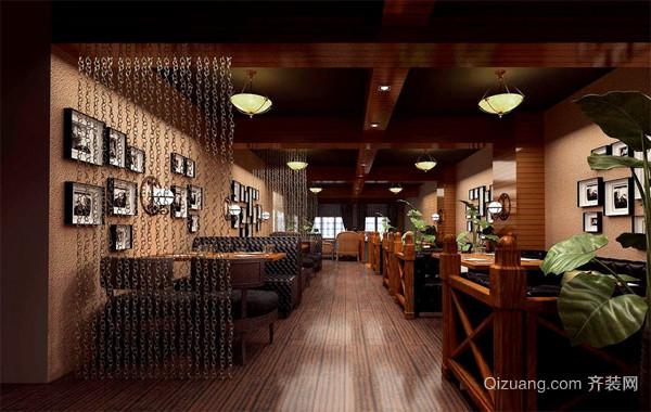 2016现代欧式酒吧装饰设计装修效果图