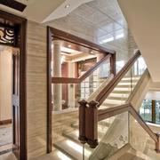 现代风格时尚楼梯