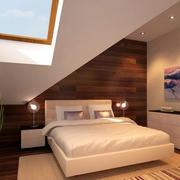 温馨阁楼卧室设计