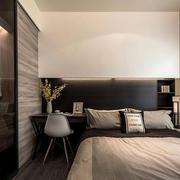 家庭卧室简约设计