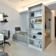 单身公寓收纳置物柜欣赏