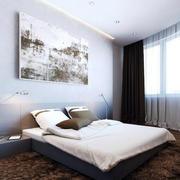 卧室床头艺术画