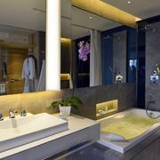 酒店卫生间现代设计