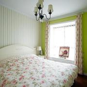 卧室床头背景展示