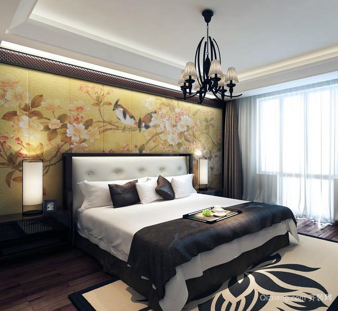 大户型经典欧式卧室吊顶装修效果图鉴赏