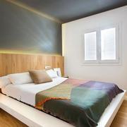 家庭卧室榻榻米床展示