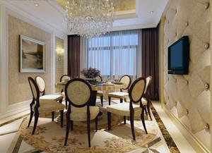 0平米房子欧式餐厅背景墙装修效果图-三室两厅现代简约风格阳台