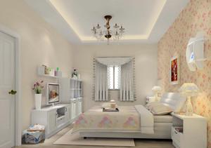 欧巴喜欢的韩式大卧室装修效果图大全