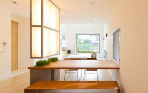 低调内敛:日式风格复式楼装修效果图