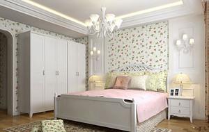 轻快卧室时尚装饰