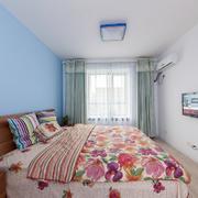 公寓卧室简约设计