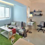 单身公寓开放式小厨房