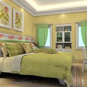 自然气息卧室图片