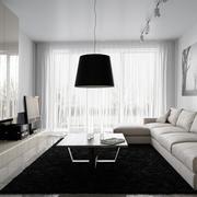 家庭客厅时尚设计