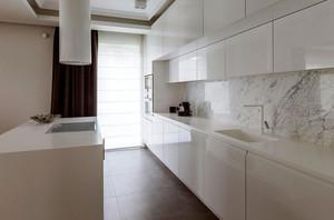 引领住宅新潮流:现代风小复式楼装修图