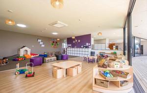 小朋友的缤纷世界:幼儿园装修设计效果图