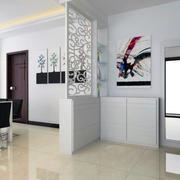 现代室内隔断设计
