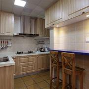 小户型厨房朴素装饰