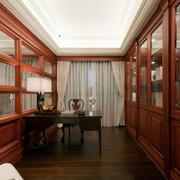 家居精致书房设计