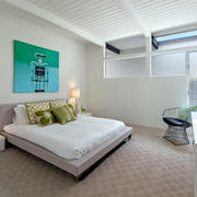 别墅时尚卧室图片