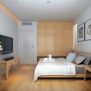 小户型舒适小卧室