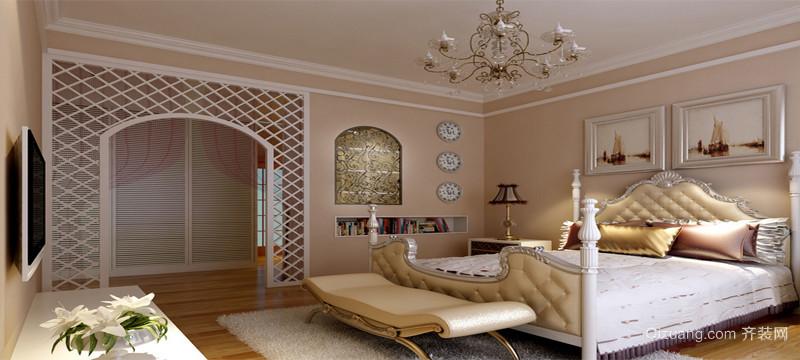 现代欧式小户型卧室吊顶装修效果图鉴赏